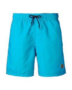 Men's swim shorts light blue