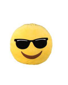 Mega pluche kussen Cool Emotion 50 cm