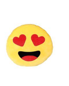 Mega pluche kussen Heart Emotion 50 cm