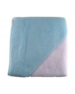 Babycape pale blue