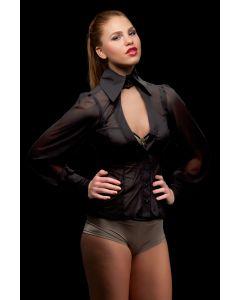 Sjjans blouse zwart
