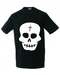 Unisex T-shirt skull
